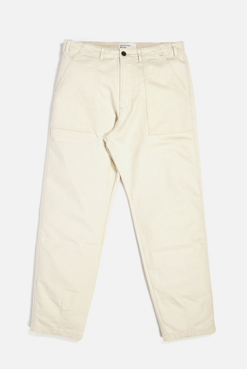 FATIGUE PANT | ECRU