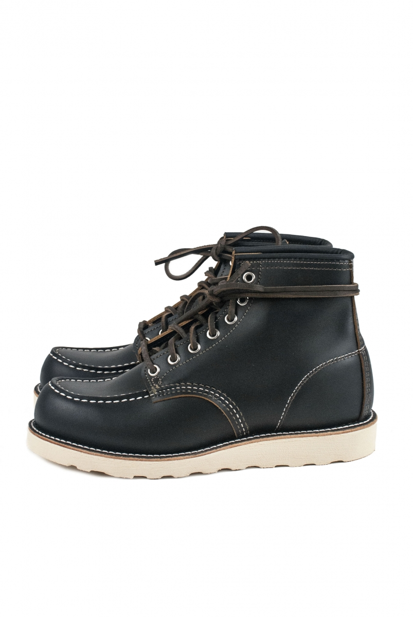 MOC TOE IRISH SETTER | 9874 BLACK