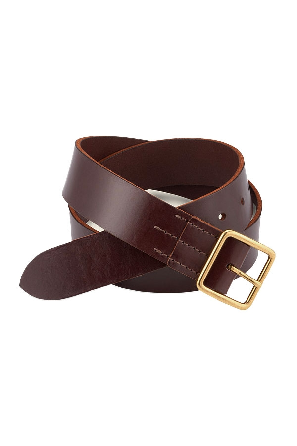 BELT 40 MM | 96506 BROWN