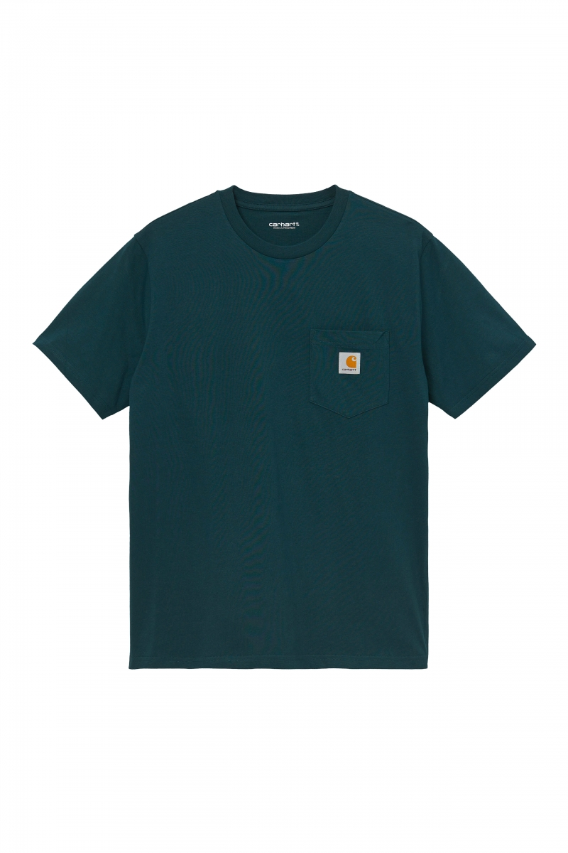 S/S POCKET | DEEP LAGOON