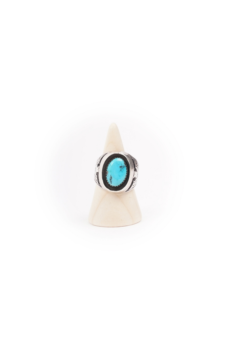 BELL TRADING POST   TBIRD TURQUOISE