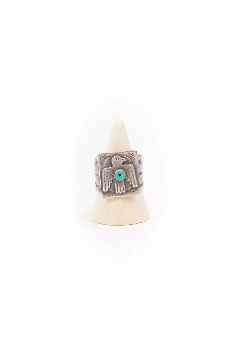 T-BIRD RING | HEISHI KINGMAN