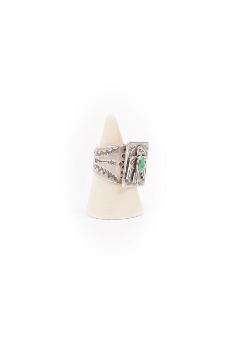T-BIRD RING | SMALL SONORAN