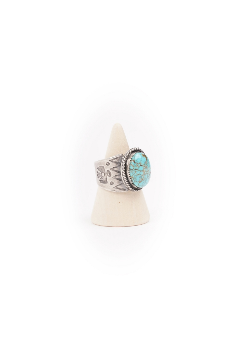 OVAL RING | SONORAN GOLD
