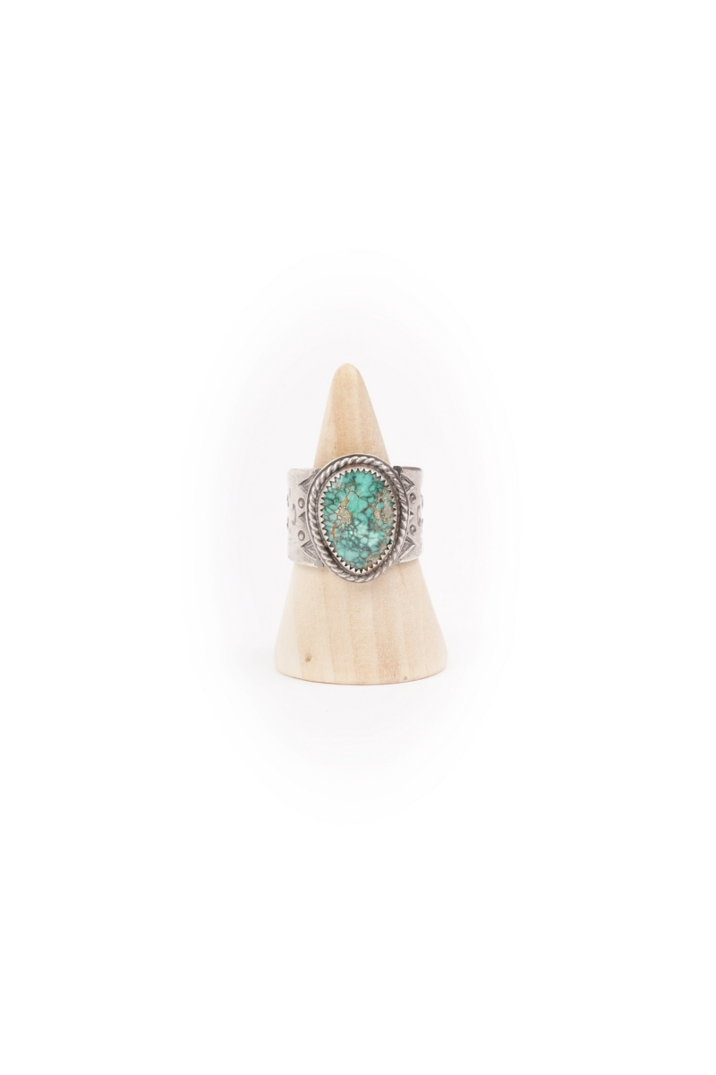 OVAL RING | NO 8