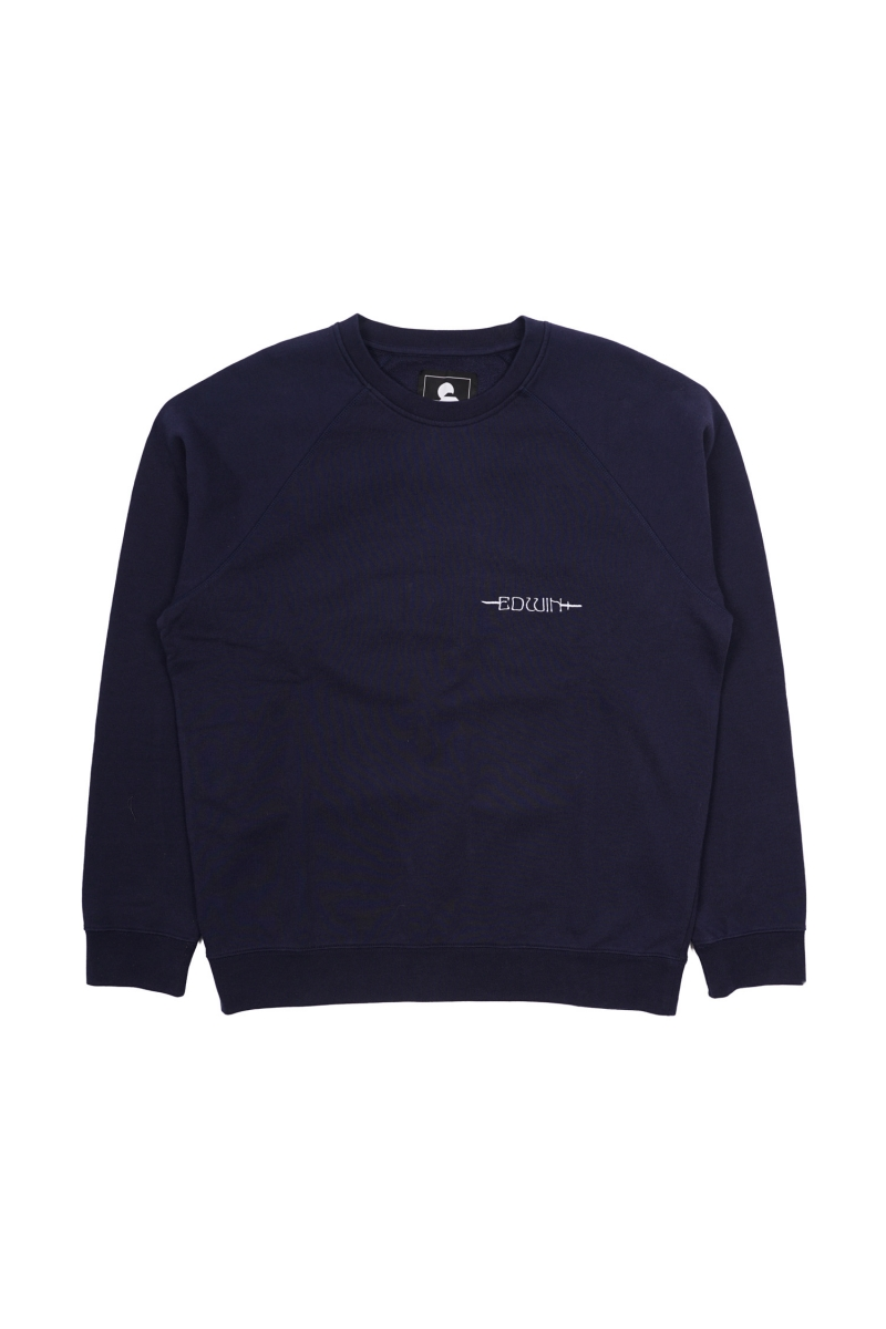 SOUVENIR SWEAT | MARITIME BLUE