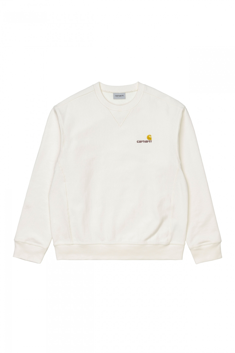 AMERICAN SCRIPT SWEAT | WAX