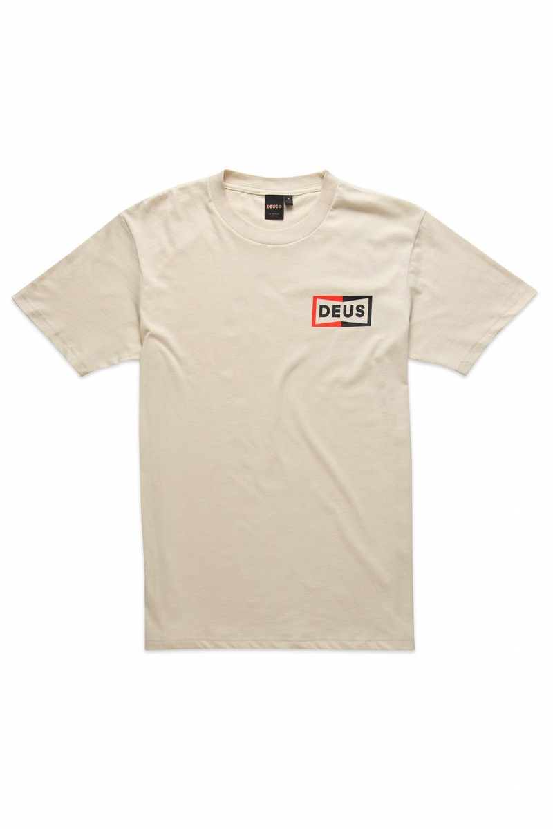 SPEED STIX TEE | VINTAGE WHITE