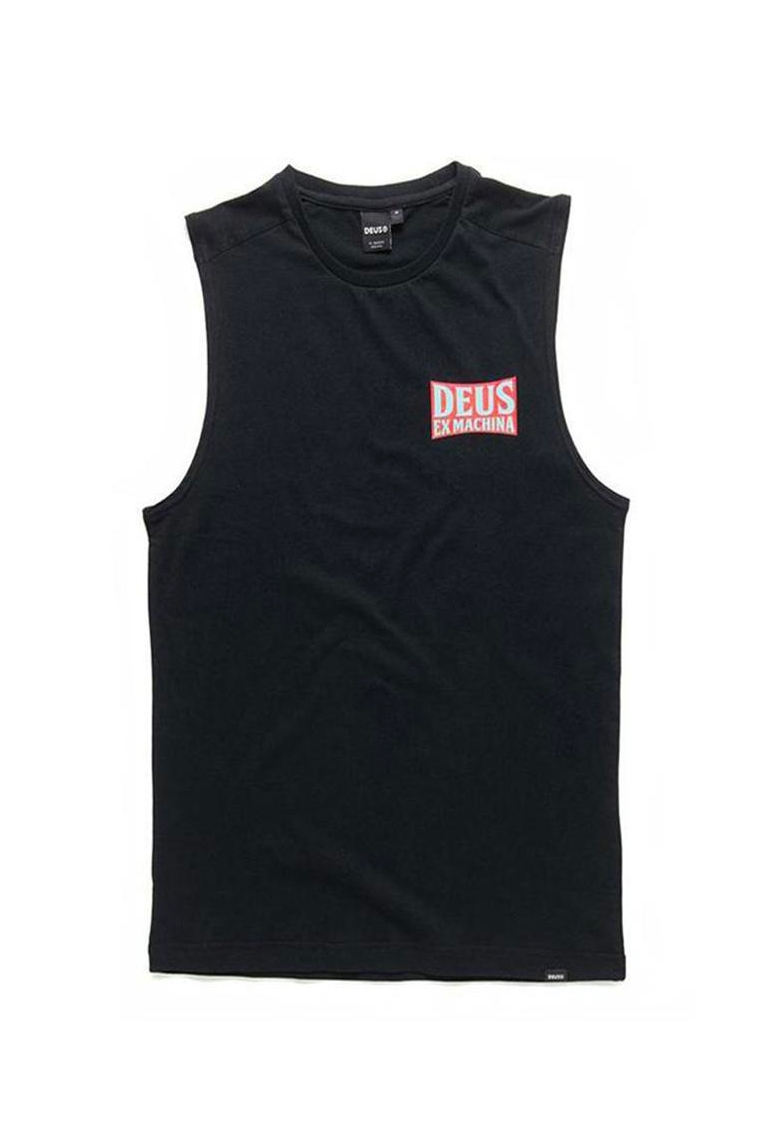 ROGERS MUSCLE | BLACK