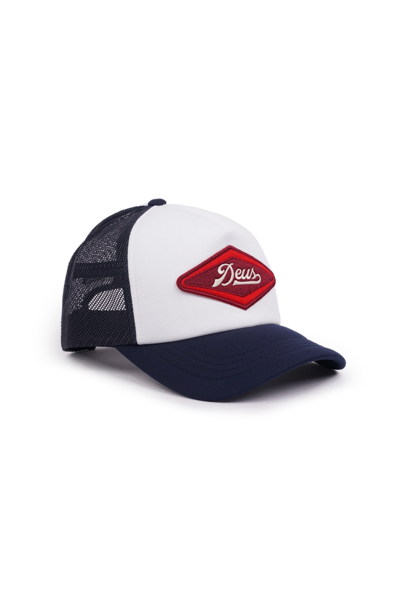 DIAMOND TRUCKER | NAVY