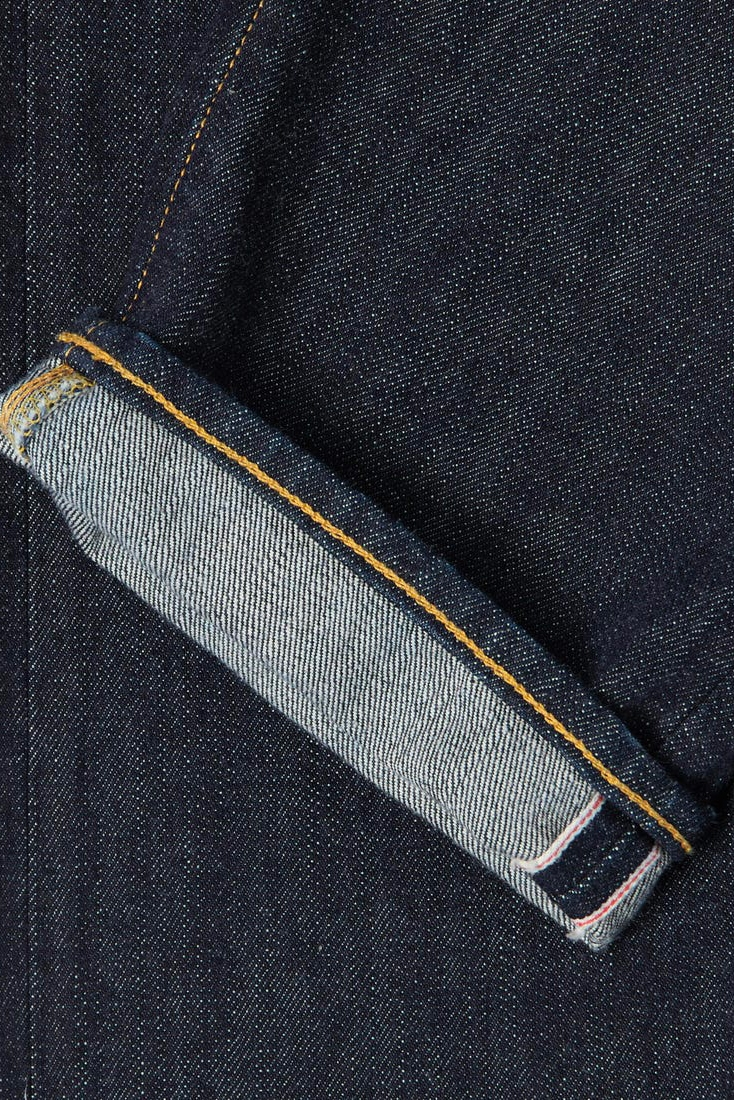 LOOSE TAPERED | BLUE RINSED