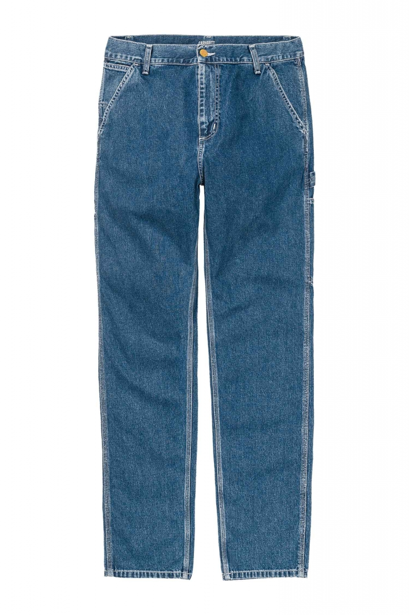 RUCK SINGLE KNEE | BLUE STONE WASHED