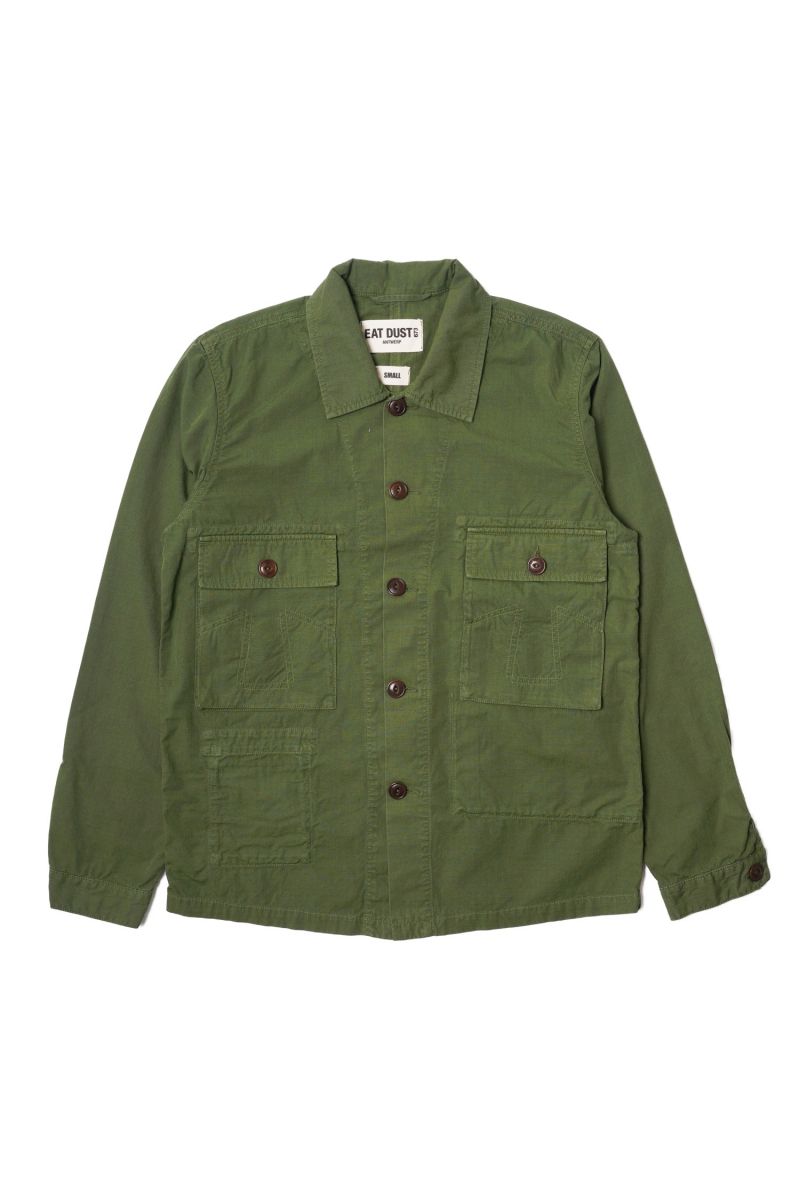 TROY RIPSTOP | JUNGLE GREEN