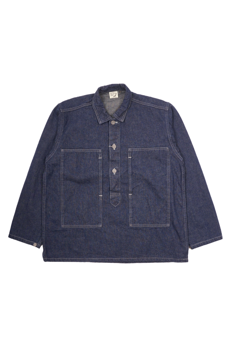 PW PULLOVER SHIRT | ONE WASH