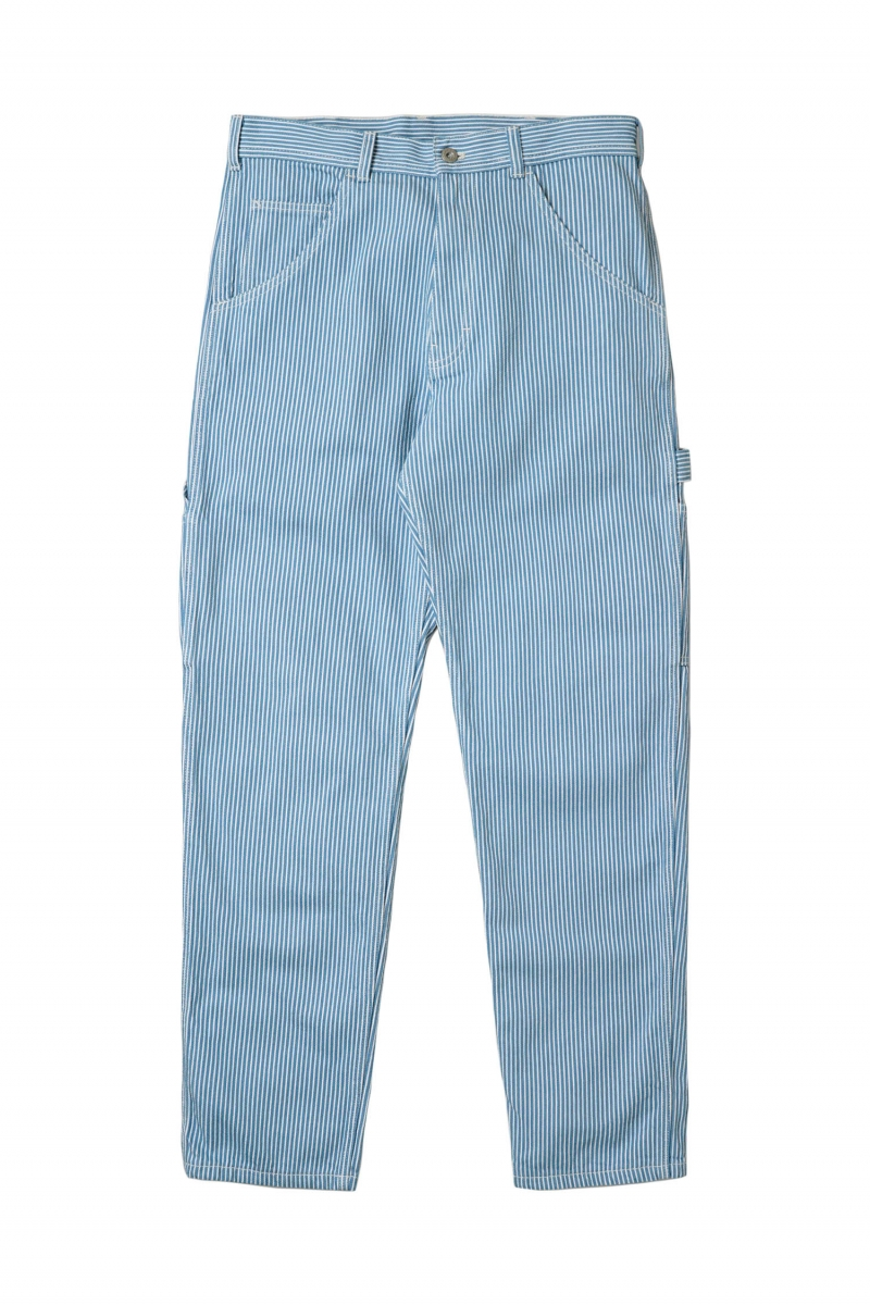 PAINTER PANT 80S | WASHED HICKORY