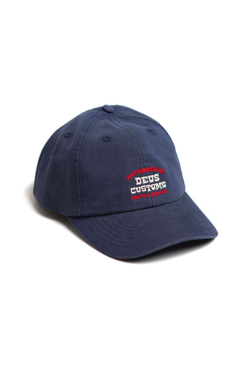 AUTOMATICA CAP | WASHED NAVY