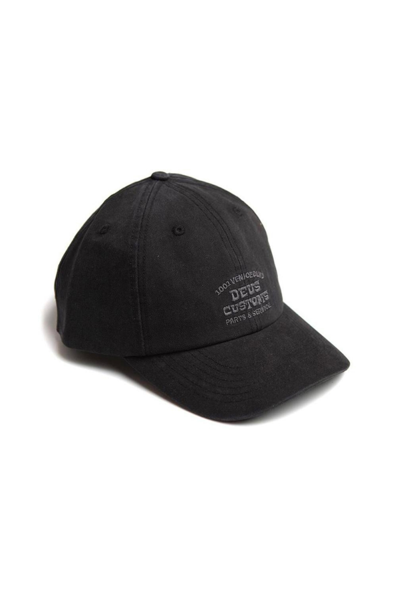 AUTOMATICA CAP | WASHED BLACK
