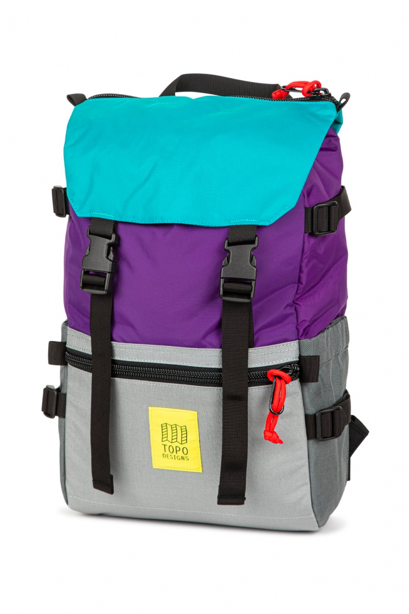 ROVER PACK | PURPLE SILVER