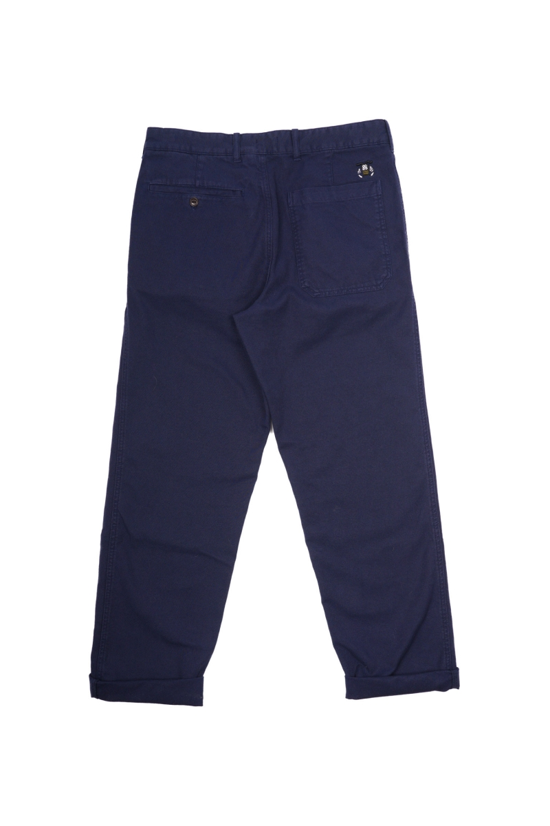 SERVICE CHINO CT | INDUSTRIAL BLUE