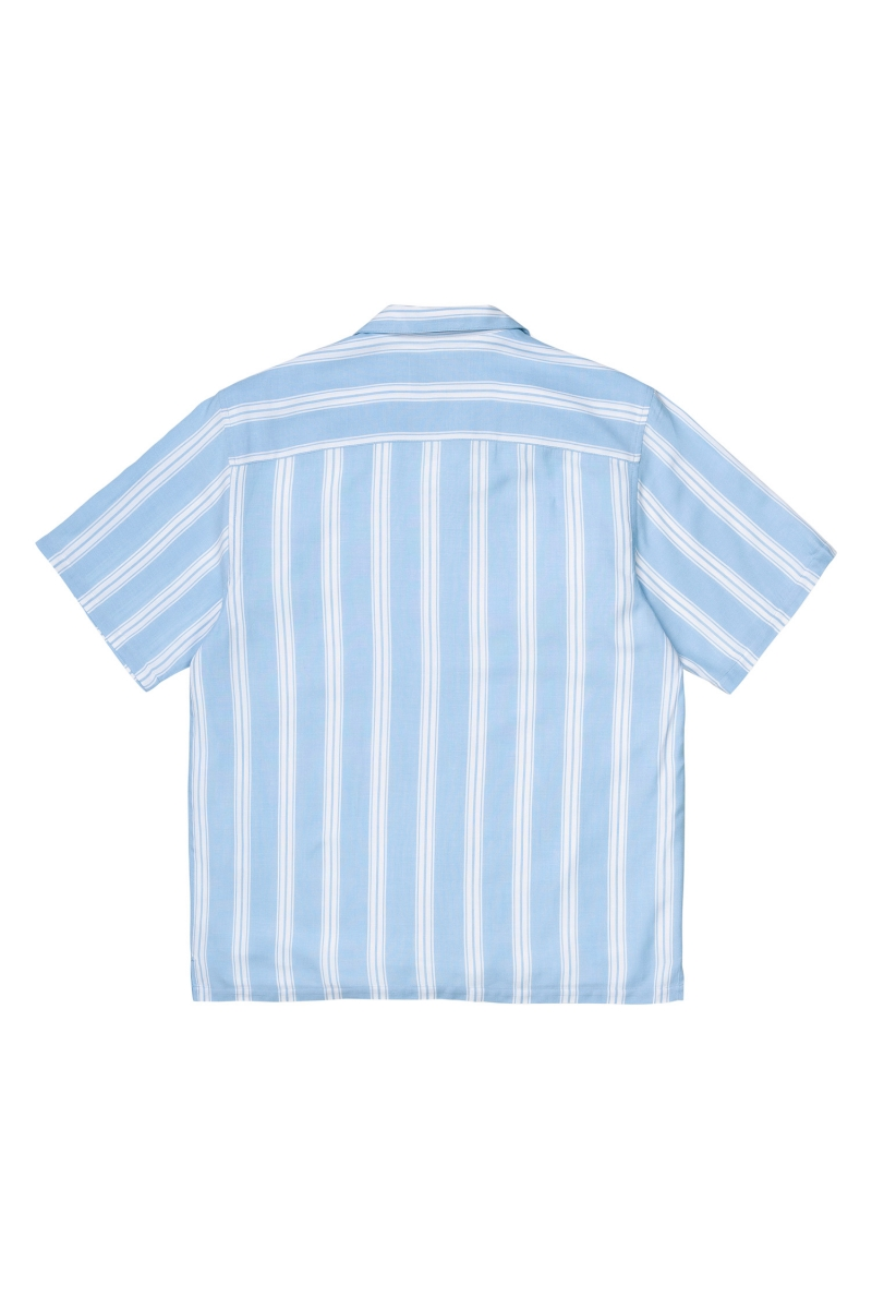 FOLEY SHIRT | STRIPE WAVE