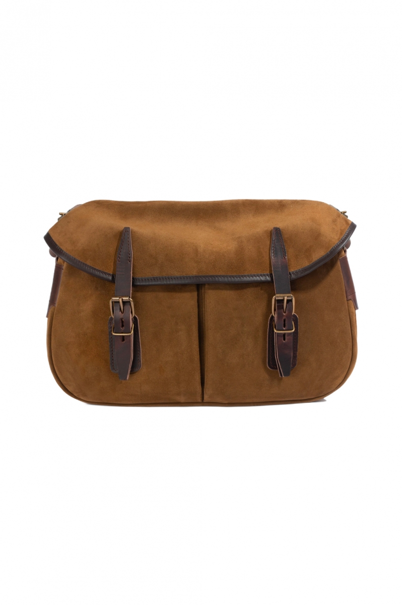 MUSETTE | TABACCO SUEDE
