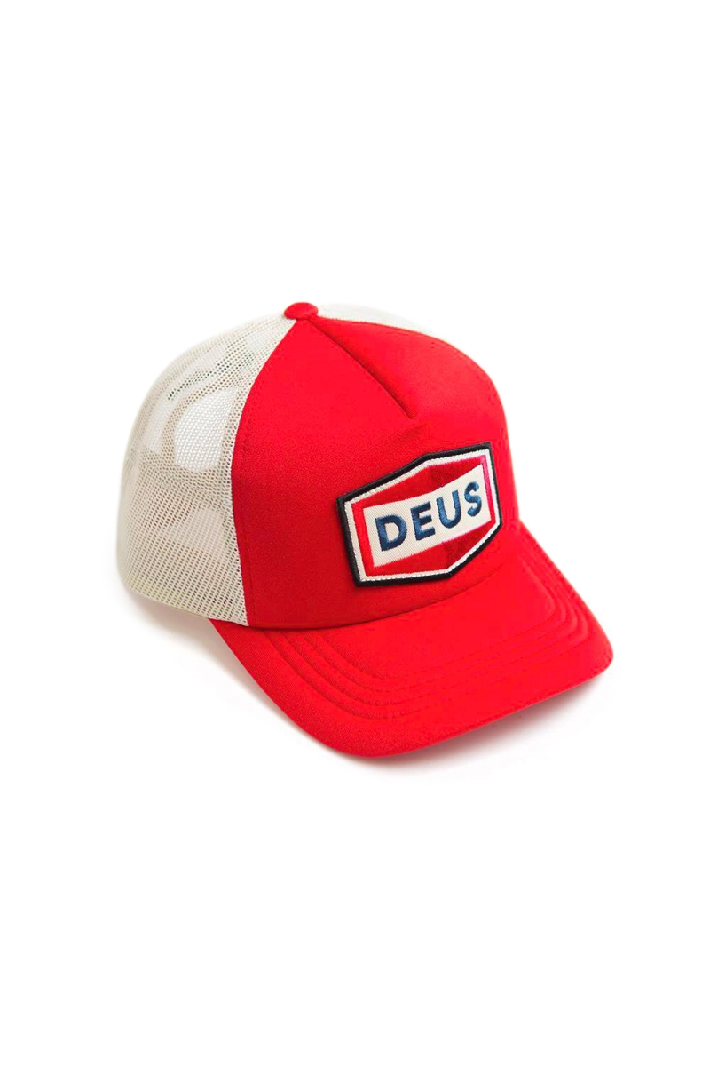 SPEED STIX TRUCKER | RED