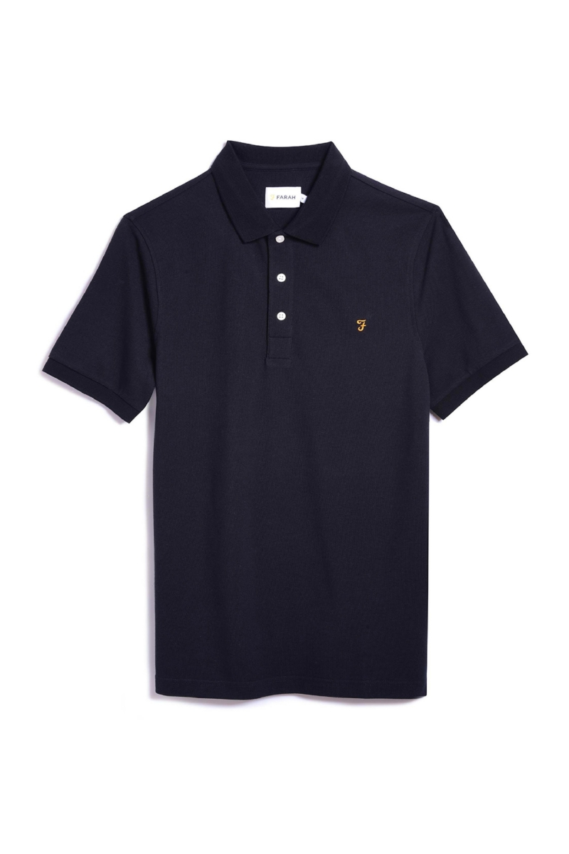 BLANES POLO | DEEP BLACK