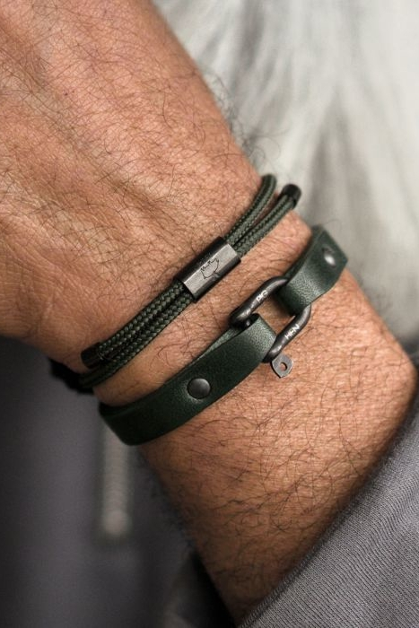 VICIOUS VIK LEATHER | ARMY