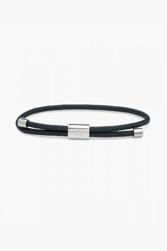 LITTLE LEWIS | NAVY SILVER