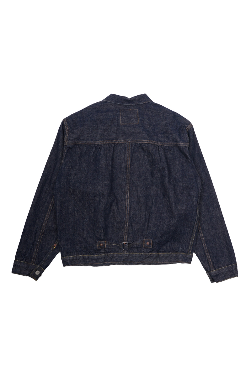 PLEATED FRONT   ONE WASH