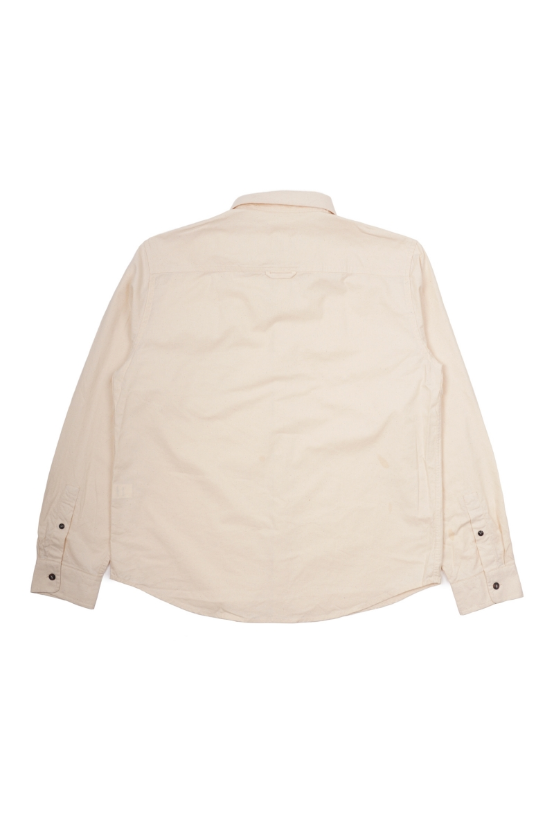 COMBAT SHIRT | OFF WHITE