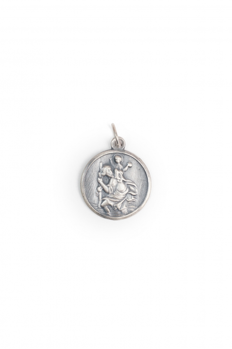 TRAVELERS CHARM | SILVER