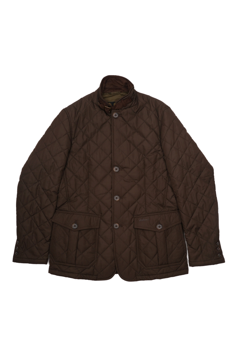 QUILTED LUTZ | OLIVE