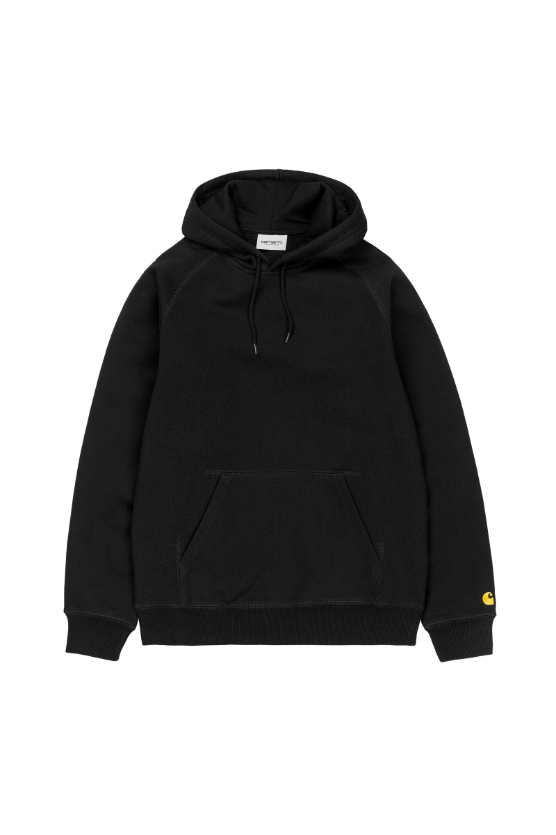 HOODED CHASE | BLACK