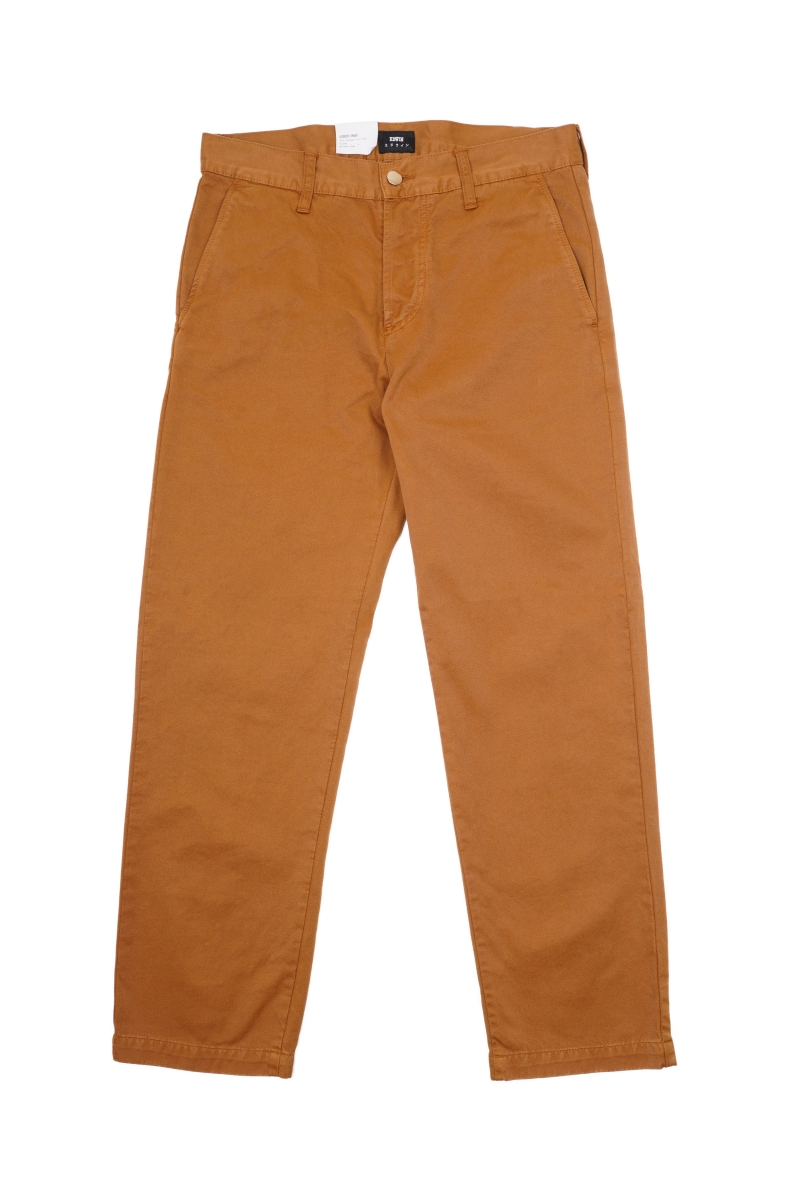 LOOSE CHINO | RUBBER