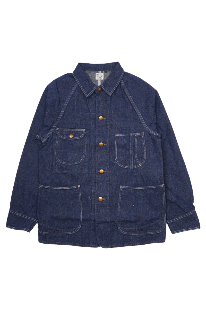 1950S COVERALL | ONE WASH