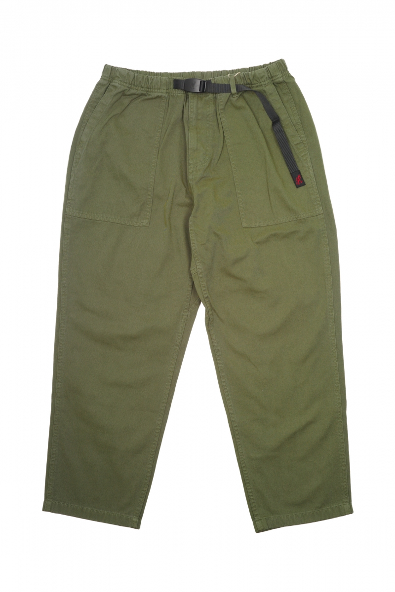 LOOSE TAPERED | OLIVE