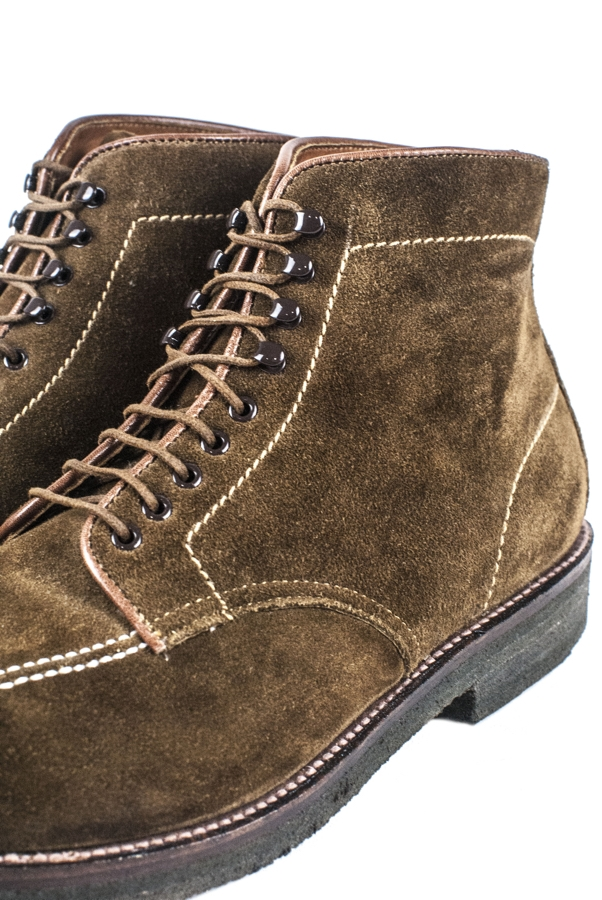 INDY BOOT | 405 SNUFF SUEDE