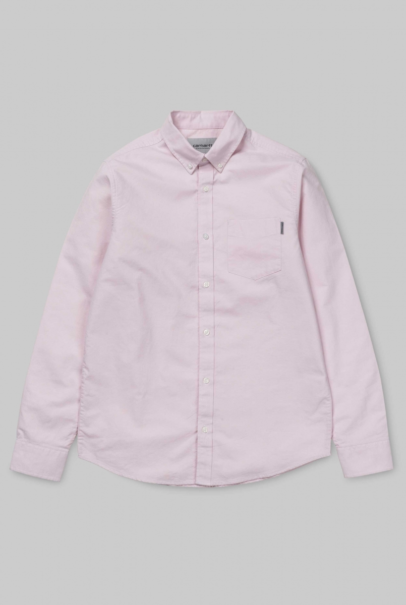 LS BUTTON DOWN | SANDY ROSE