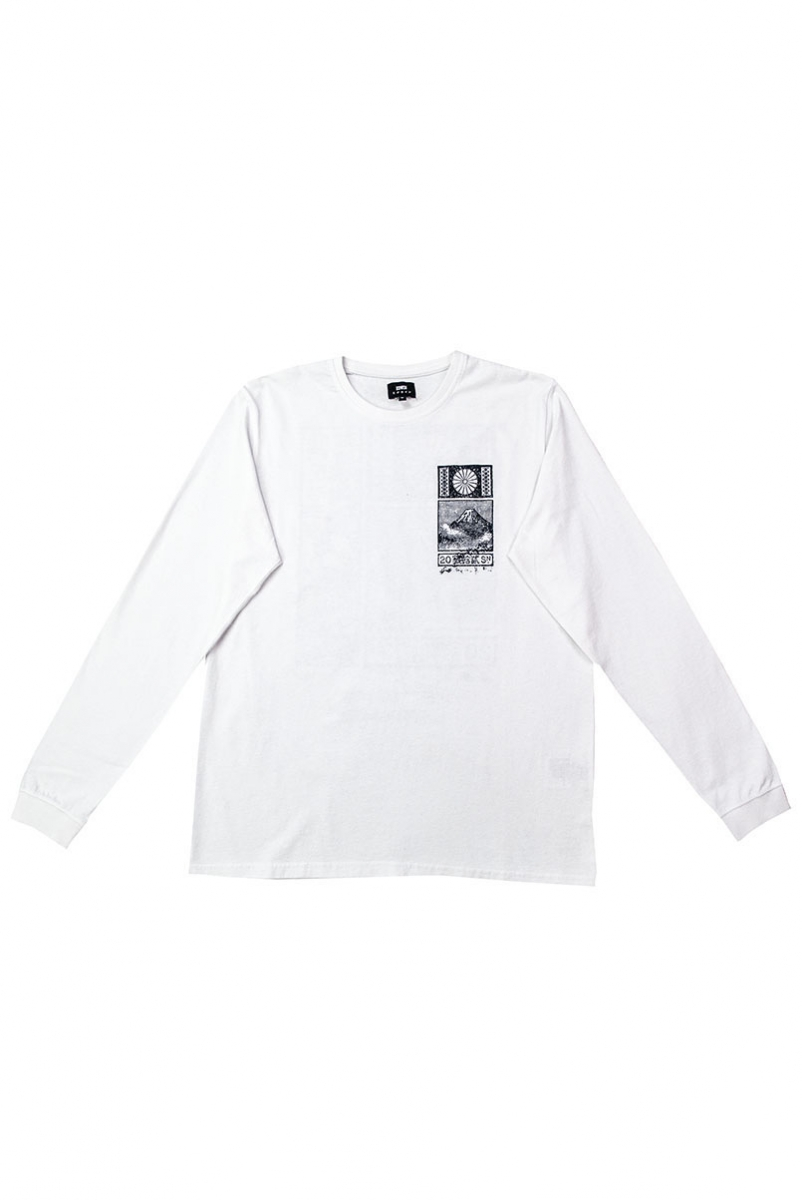 FROM JAPAN LS | WHITE