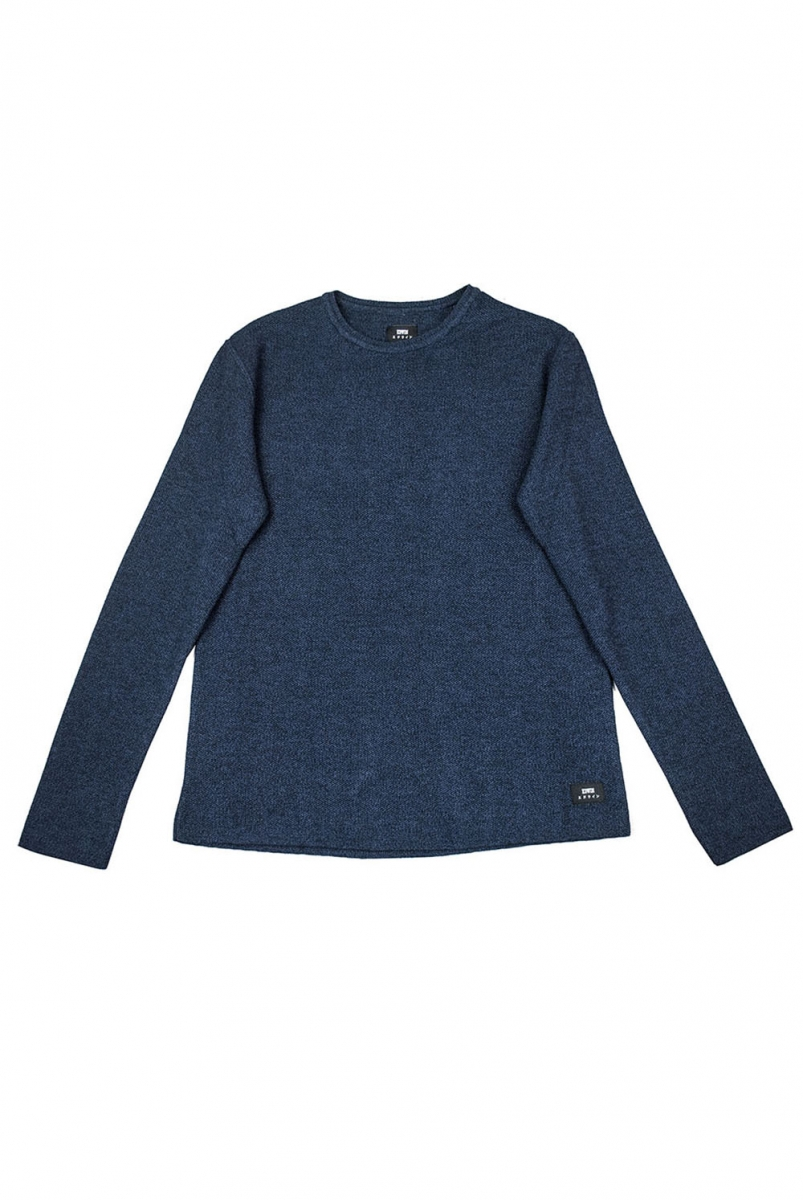 TERRY KNIT   NAVY