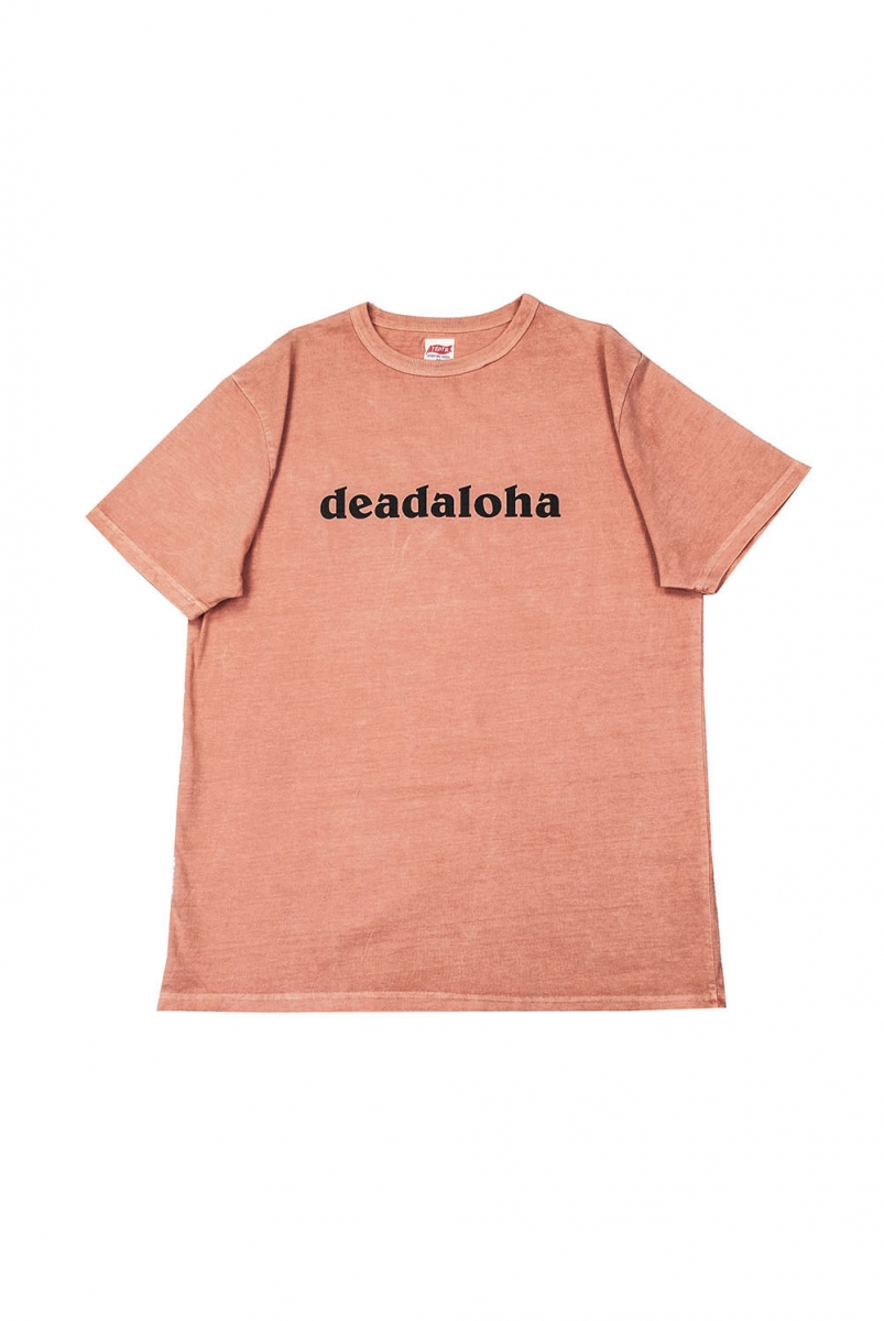 DEADALOHA | FADED PINK