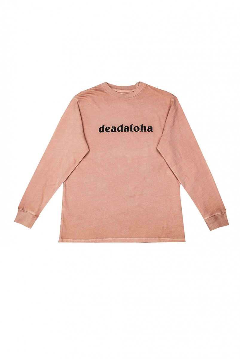 LS DEADALOHA | FADED PINK