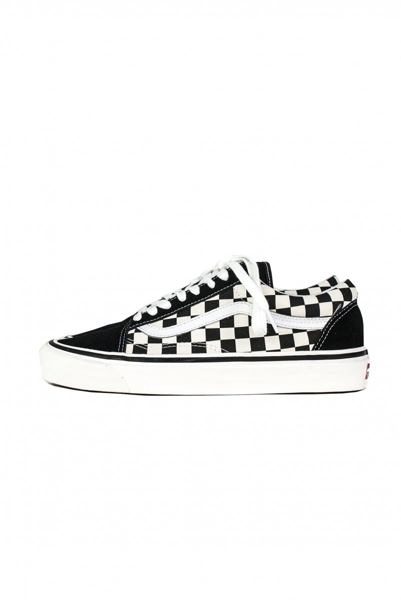 OLD SKOOL ANAHEIM | BLACK/CHECKER