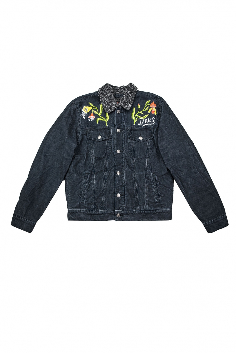 RONALD ORCHID SHERPA | BLACK