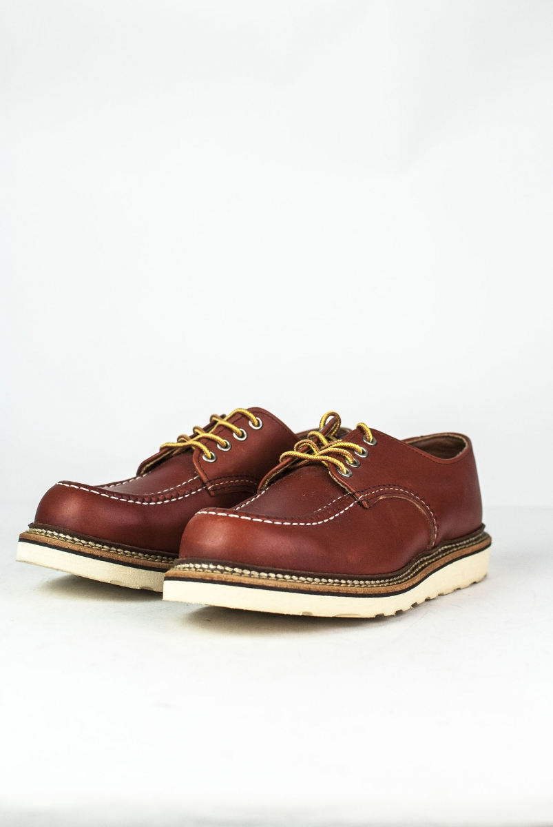 WORK OXFORD | 8103 ORO RUSSET