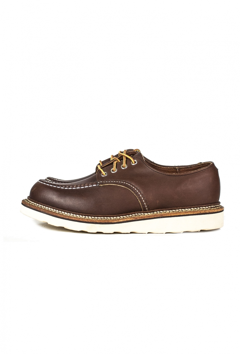 WORK OXFORD | 8109 MAHOGANY