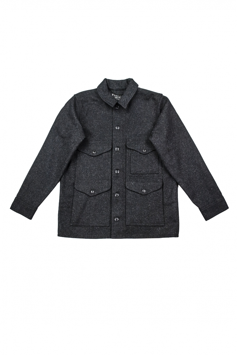 MACKINAW CRUISER | CHARCOAL