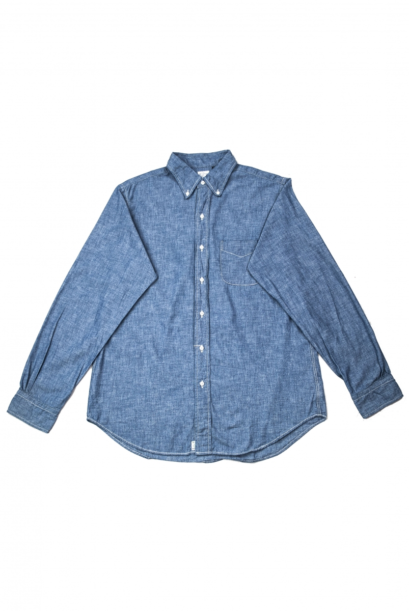 BUTTON DOWN | CHAMBRAY