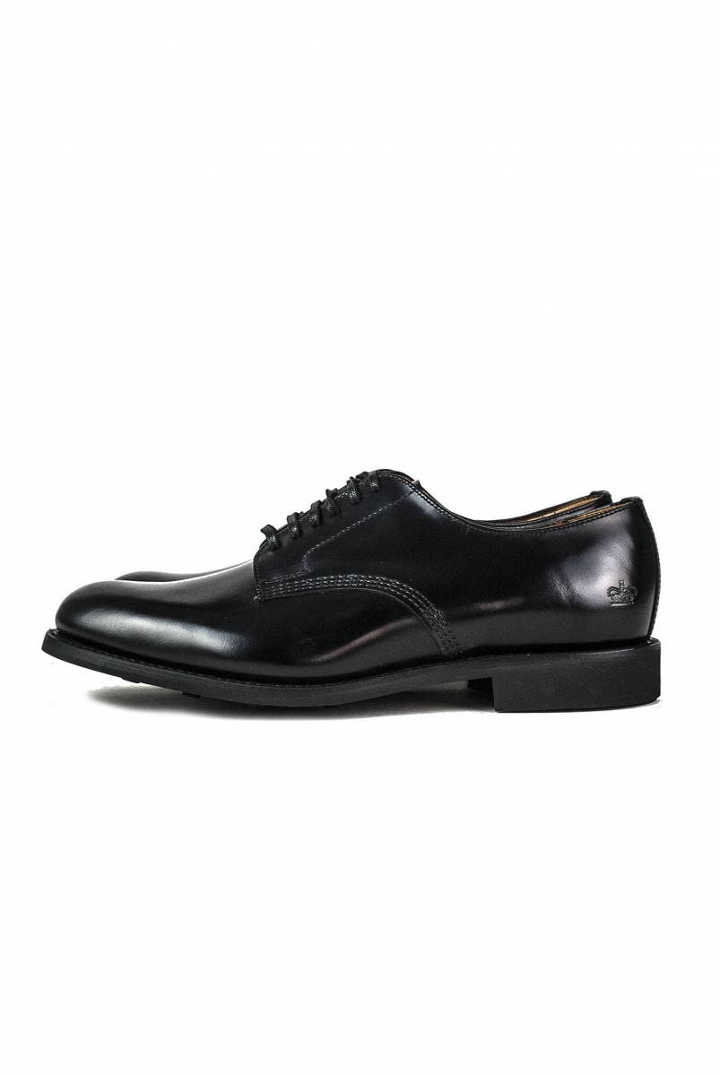 OFFICER SHOE | BLACK